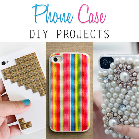 Phone Case DIY Projects
