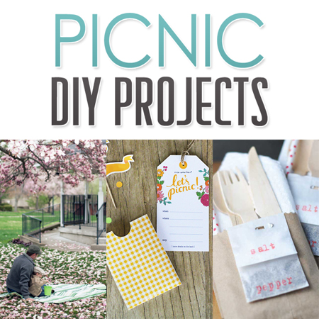 Picnic DIY Projects