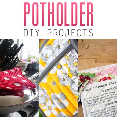 Potholder DIY Projects
