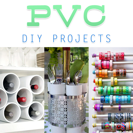 PVC DIY Projects