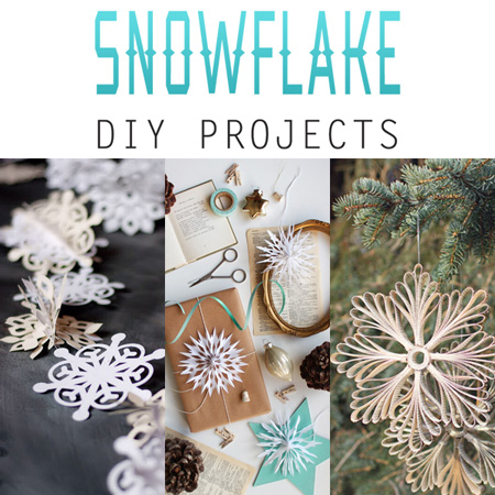 Snowflake DIY Projects