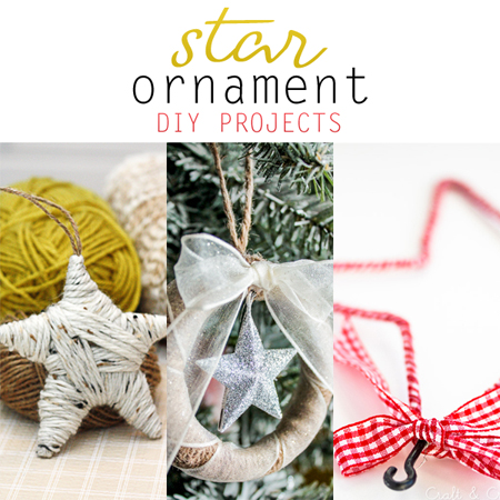 Star Ornament DIY Projects