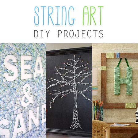 String Art DIY Projects