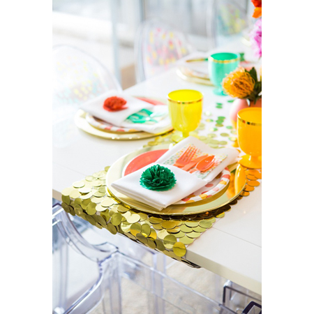 Summer Time Do it Yourself Table Runners
