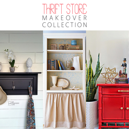 Thrift Store Makeover Collection