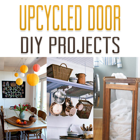 Upcycled Door DIY Projects