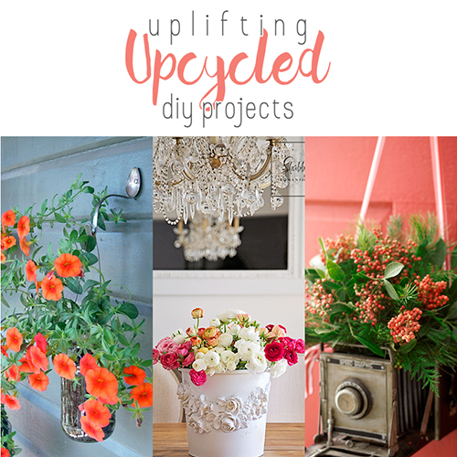 Uplifting Upcycled DIY Projects