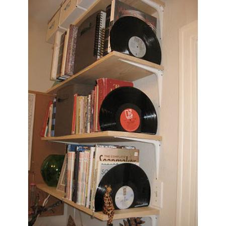 Vinyl Record Home Decor DIY Project 9