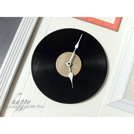 Vinyl Record Home Decor DIY Project 1