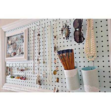 Wonderful Wall Organizer DIY Projects