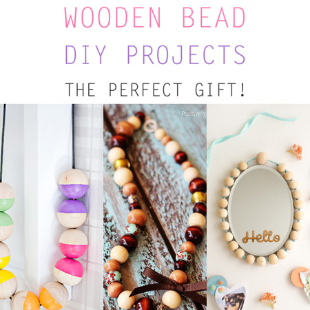 Wooden Bead DIY Projects