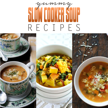 Yummy Slow Cooker Soup Recipes