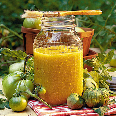Southern Living...Green Barbecue Sauce
