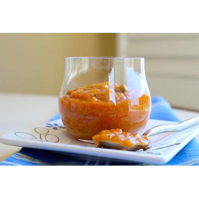 SP Cookie Queen...Peach & Jalapeno BBQ Sauce