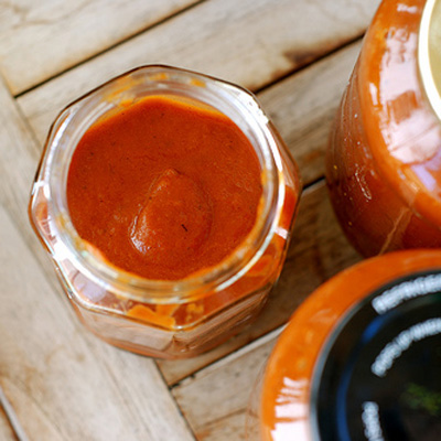 Delicious House...Homemade BBQ Sauce