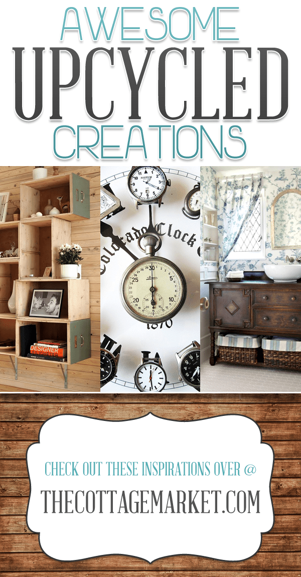 Awesome Upcycled Creations | Upcycled Projects
