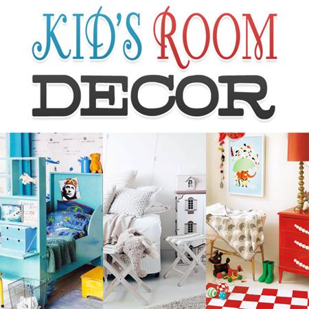 Kid's Room Decor Inspirations