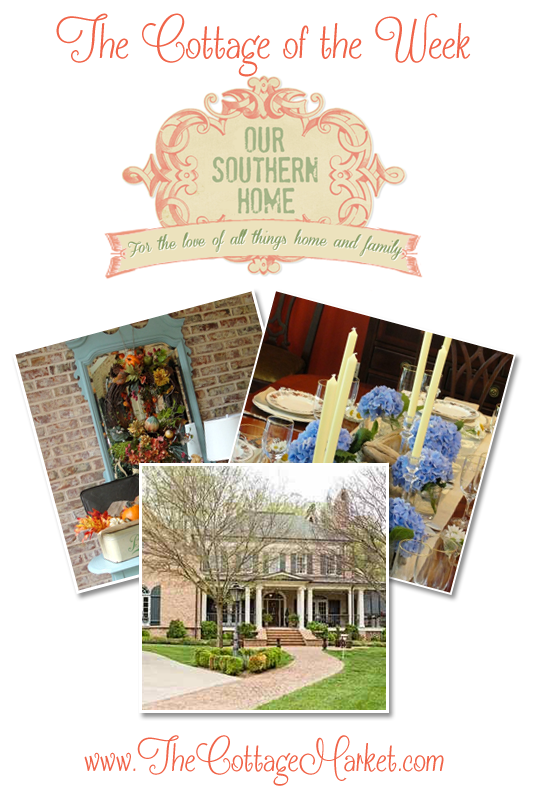 CottageoftheWeek-OurSouthernHome-tower