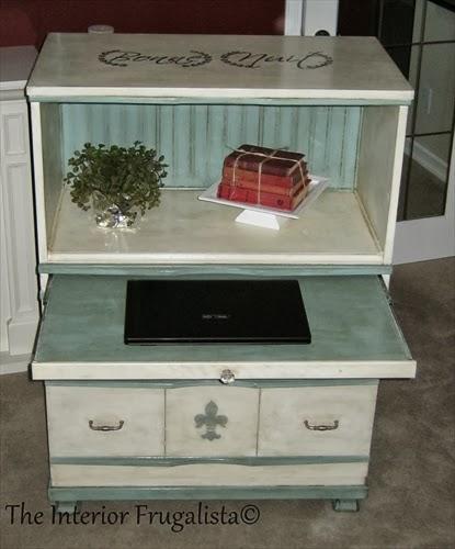 Dresser After Open