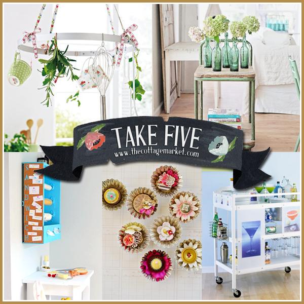 Take Five: Unique Kitchen Accessories