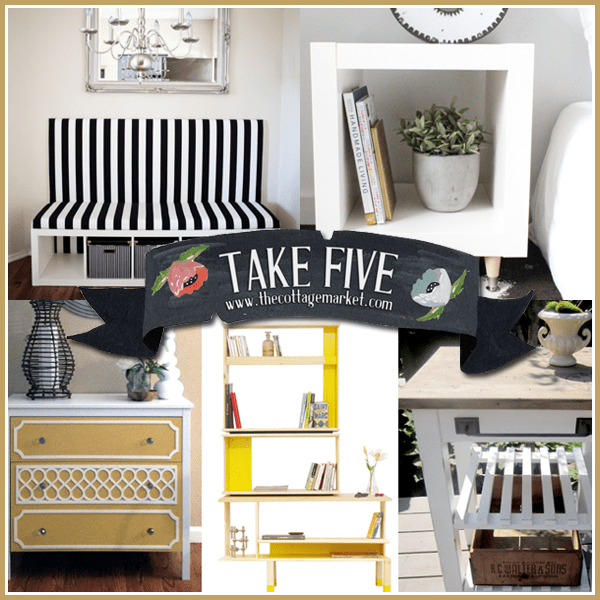 5 More Incredible IKEA HACKS