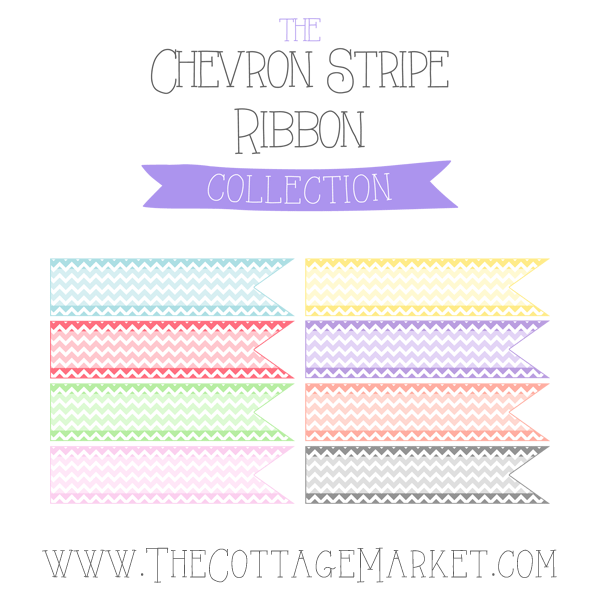 TheCottageMarket-ChevronStripeCollection-Ribbons-web