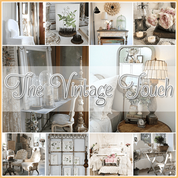 The Vintage Touch Decorating with Vintage