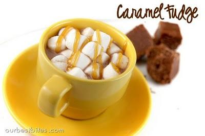 caramel fudge ft