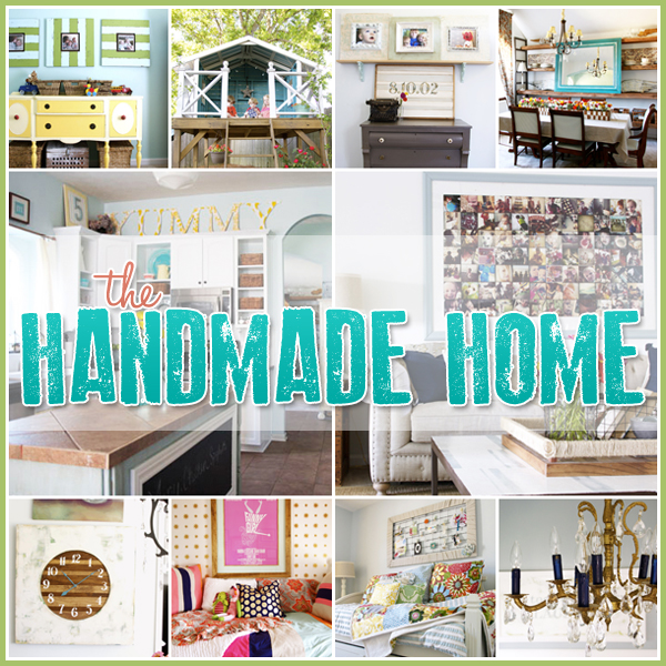 Home Tour Cottage of the Week Starring The Hand Made Home