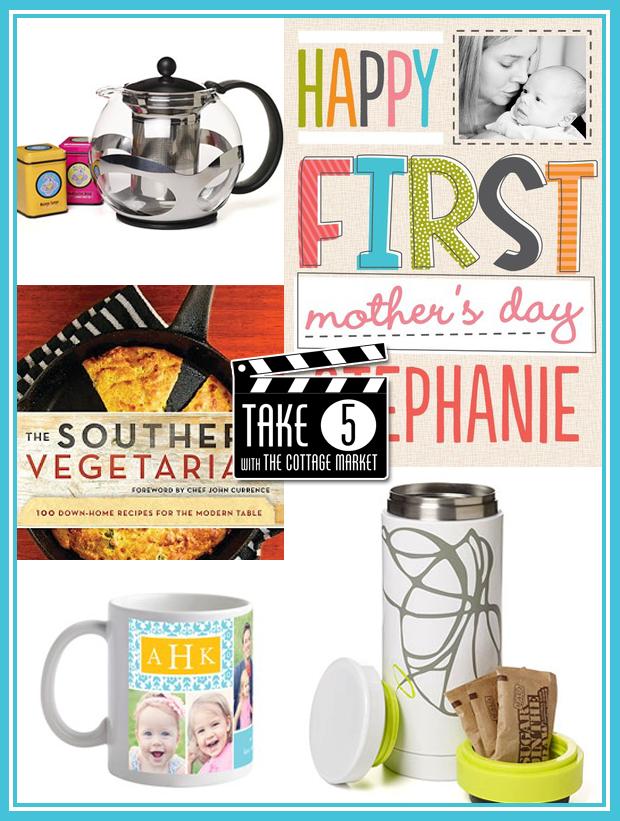 Take 5: Last Minute Gifts for MOM