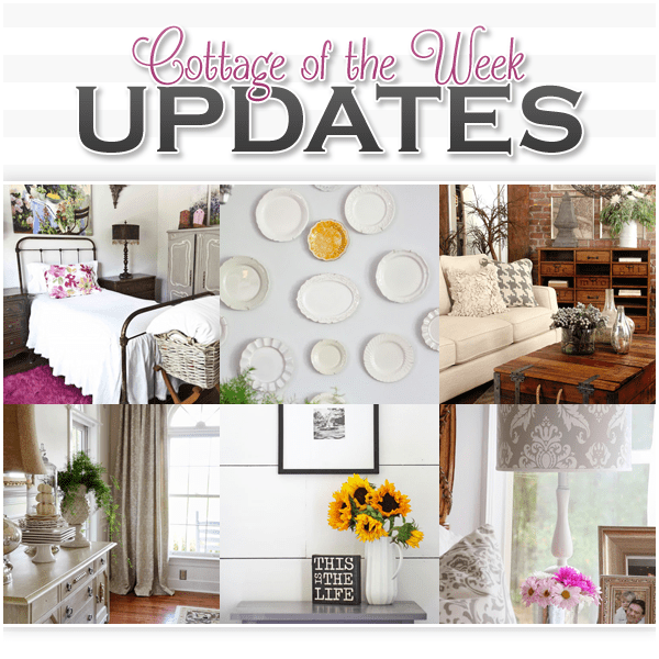 Home Tour The Cottage of the Week Update