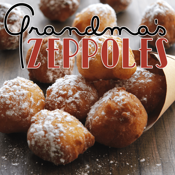 Grandma S Zeppole Quick Easy The Cottage Market