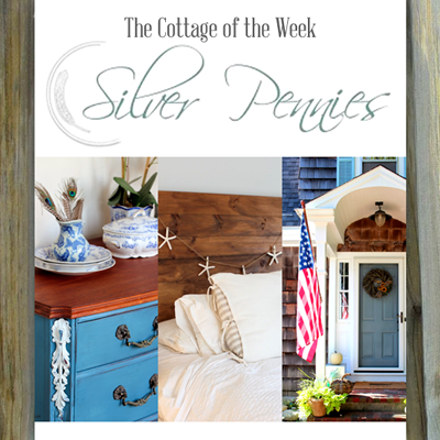 Home Tour Starring Silver Pennies