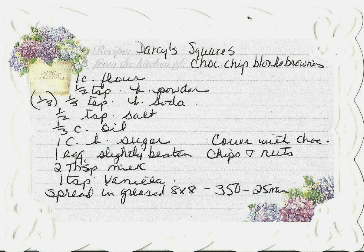 recipe darcy's squares 001