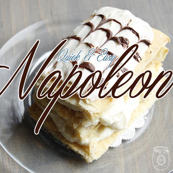 Homemade Napoleons