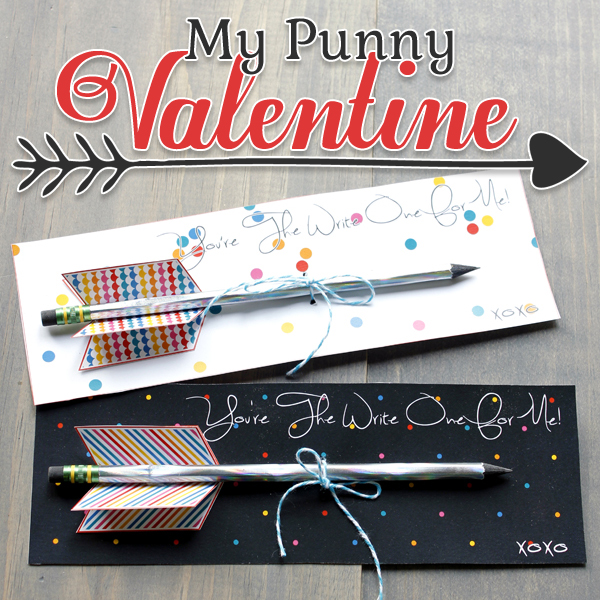 You're The Write One for Me FREE Valentine's Day Printables