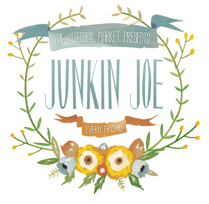 Awesome DIY Projects and Party Time with Junkin Joe