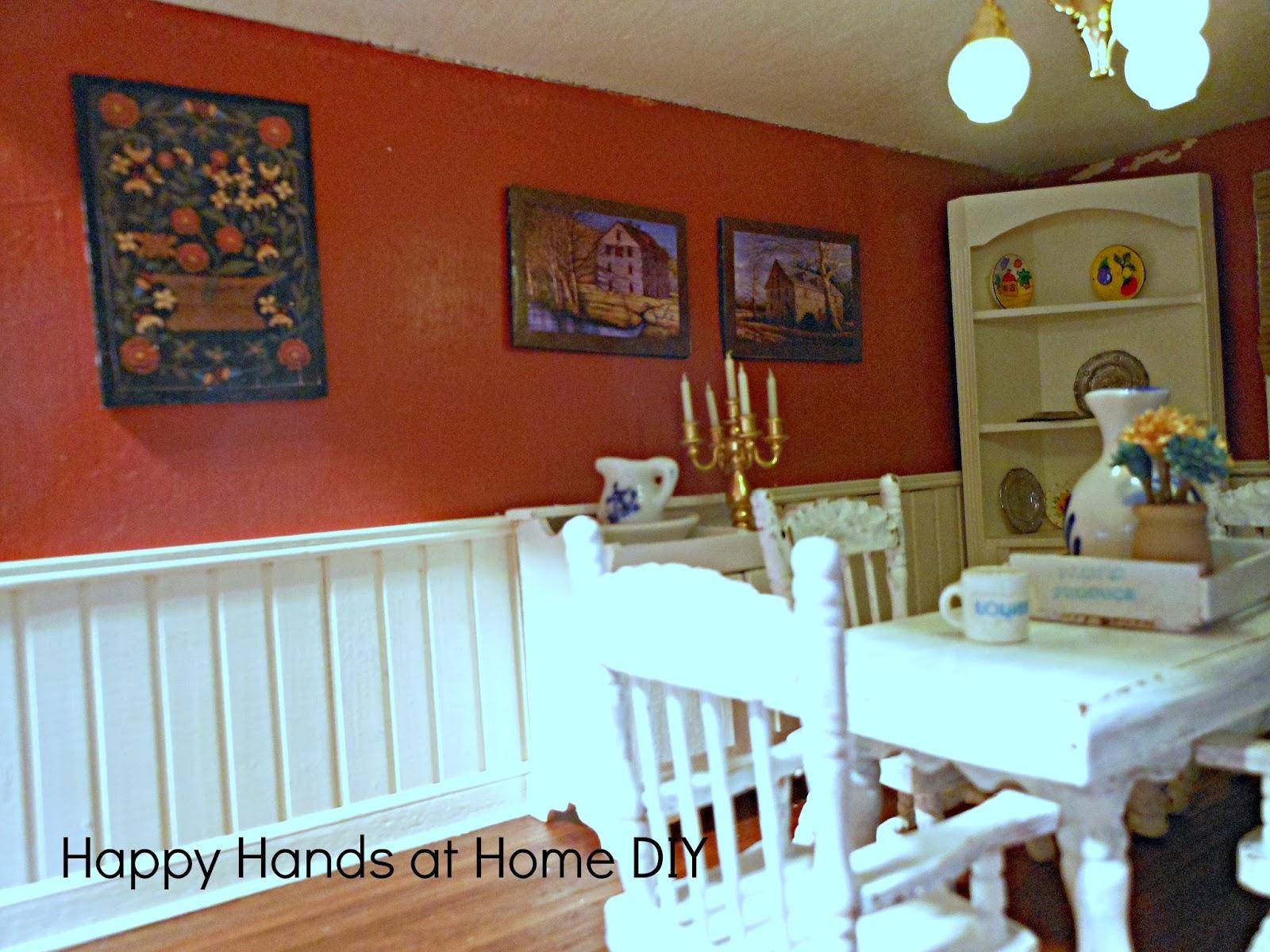 leftside dining room
