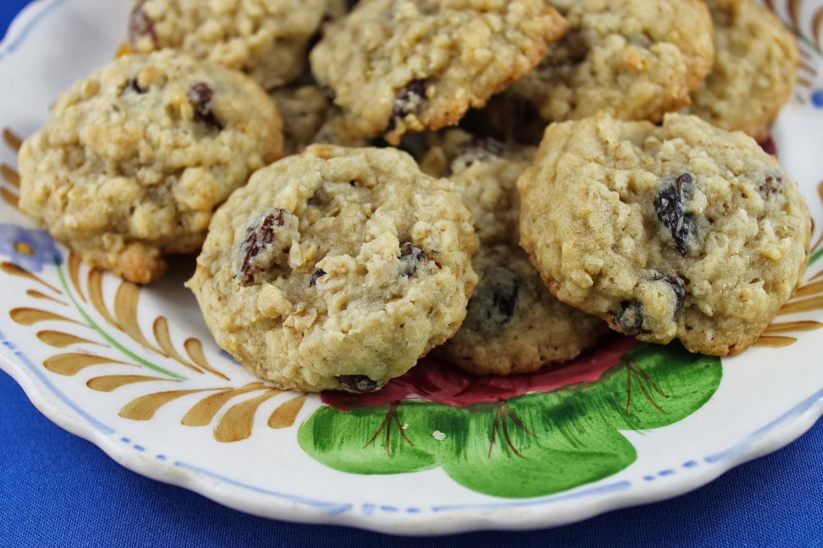 oatmeal cookies 009