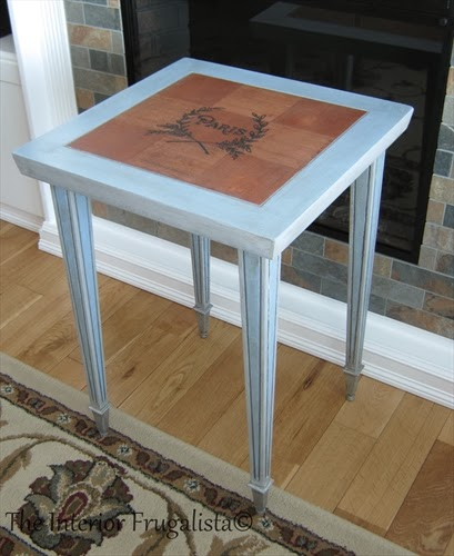 Inlaid Side Table (11)