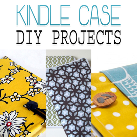 Kindle Case DIY Projects