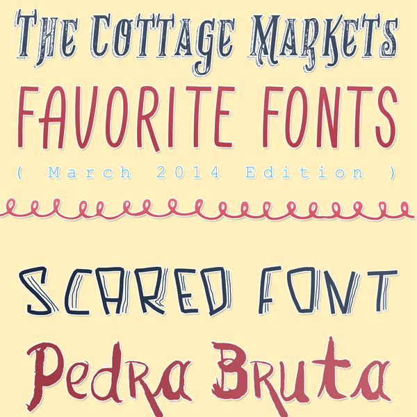 More Fabulous Free Fonts