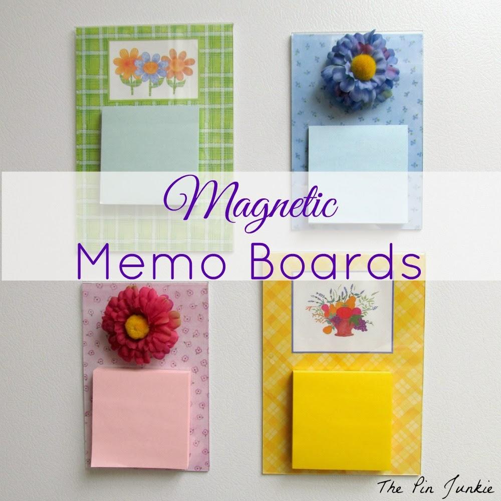 magnetic memo boards