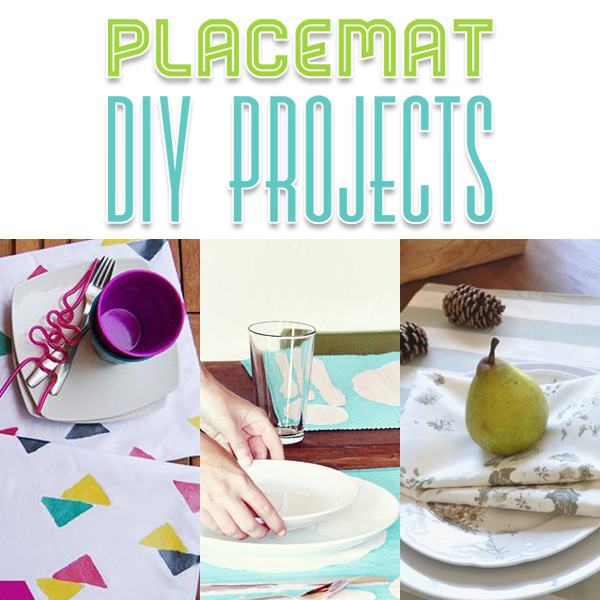 Placemat DIY Projects
