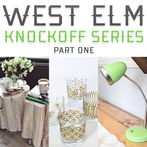 West Elm Knock-Offs
