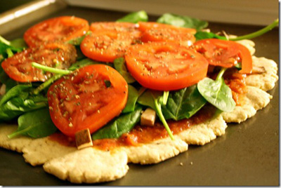 Clean Eating Chelsey...Gluten Free Pizza