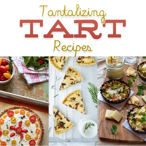 Tantalizing Savory Tart Recipes