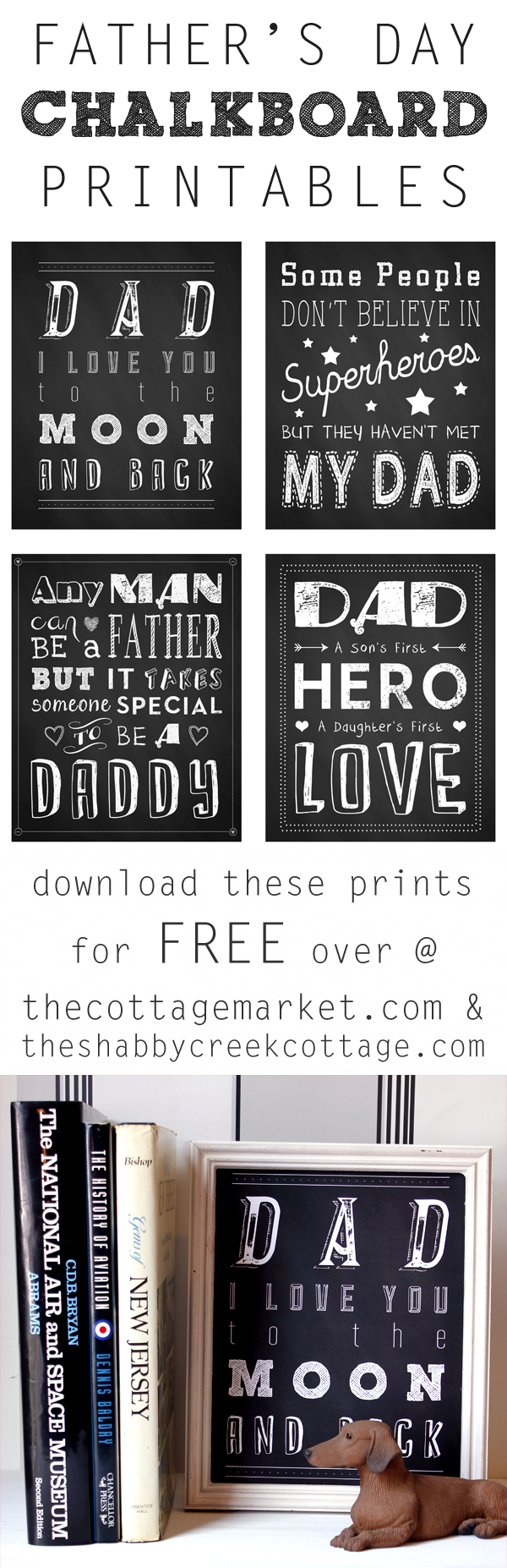 FathersDay-Printable-Tower