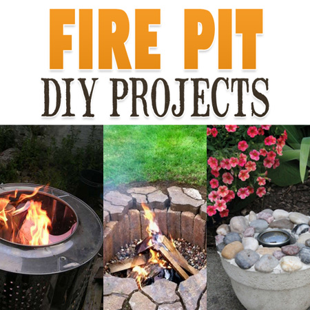 Fire Pit DIY Projects