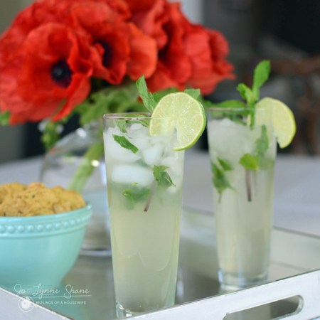 Musings of a House Wife...Best Mojito Recipe